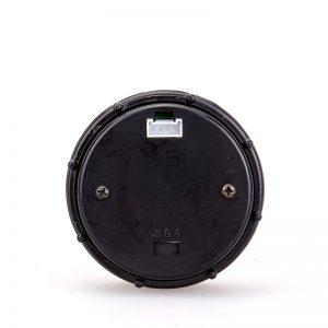 12V Voltmeter Voltage Gauge Vehicle Meter Black Shell 2 Inch 52mm