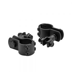 Motorcycle Rest Pedal Installation Clamp Guard Bar Pedal Fixed Bracket