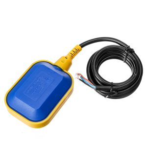 0.6/2/3/4m Float Switch Water Tank Level Controller Sensor Fluid Contractor Pump
