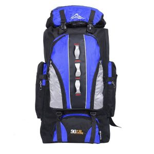 100L Military Tactical Backpack Camping Bag Hiking Outdoor Travel Rucksack Luggage