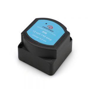 12V 140A Dual Battery Isolator Relay Protection VSR Voltage Split Charge For Automotive Boat Marine
