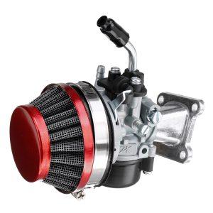 47cc 49cc 80cc Racing Carb Carburetor Air Filter Gasket For Pocket Bike Mini Moto ATV Quad