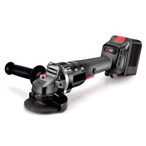 Multi-functional 18V 100mm Brushless Angle Grinder Cordless 3 Gear Speed Grinding Machine For Milling Polishing