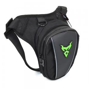 Waterproof Riding Leg Bag Motorcycle Outdoor Cycling Waist Crossbody Shoulder Pack Multifunction Knight Nylon Bag