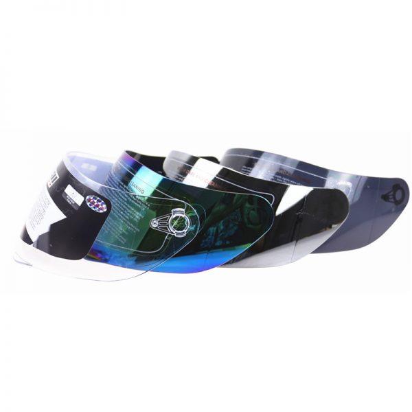 JIEKAI GXT 902 Model Motorcycle Helmet Glass Shield 4 Color Available For K3SV K5 Helmet