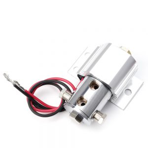 12V-24V 3000PSI Heavy Duty Front Brake Line Lock Kit Dedicated Racing Drift Lock Roll Control Hill Holder Kit Universal