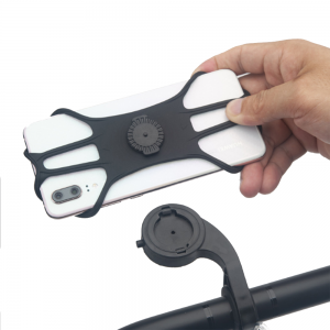Phone Holder 360 Rotating Bracket Removable Handlebar Mount Universal For Motorcycle Riding Automobile Car Driving Bike Cycling