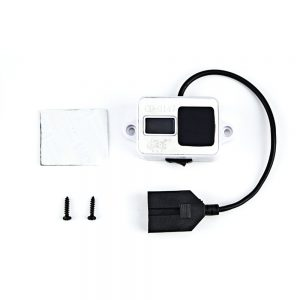 9V-80V 2.4A Fast Charge Dual USB Charger Scooter Mobile Phone Voltage Display For Electric Scooter Bike Vehicle Universal