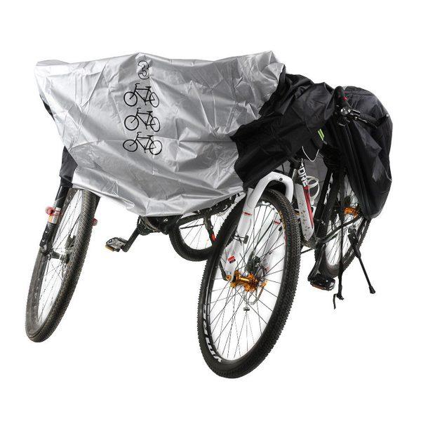 Waterproof Outdoor Anti UV Rain Dust Bicycle Mountain Bike Scooter Cover+Bag