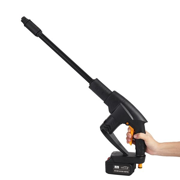 Handheld Wireless Automobiles Washer High Pressure Washer SnowFoam Water Pow
