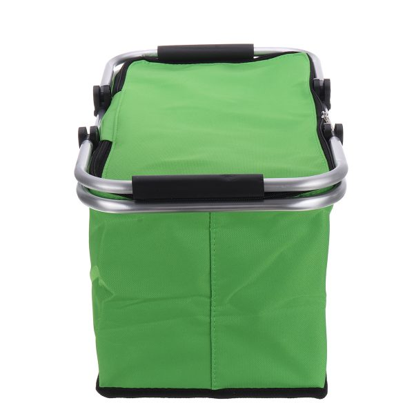 30L Insulated Lunch Bag Large Foldable Pizza Picnic Food Delivery Storage Bag