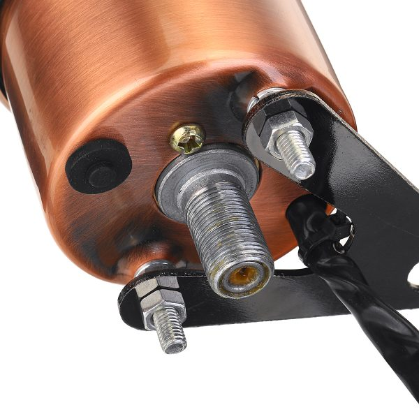 12V Motorcycle Speed Meter Odometer KM/H MPH Digital LCD Screen Universal
