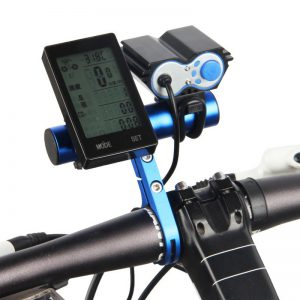 Alloy Tube Bicycle Handlebar Holder Handle Bar Bicycle Accessories Extender Mount Bracket Moutain Bike Scooter Motorcycle