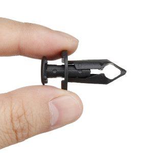 50psc 8mm Fender Clip Body Rivet Hole