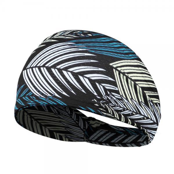 CoolChange Motorcycle Riding Sports Headband Outdoor Running Yoga Fitness Cycling Bandana Hair Band