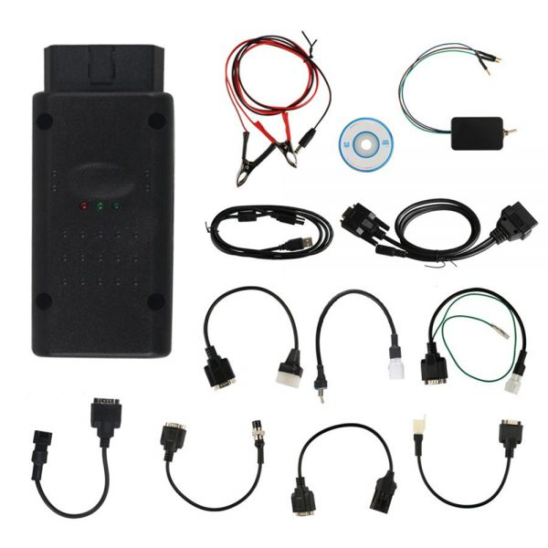 Classic 7 in 1 Multi-Brand Motorcycle Scanner Repair Diagnostic Tool RMT Support For Honda/YAMAHA/SYM/KYMCO/HTF/PGO/SUZUKI