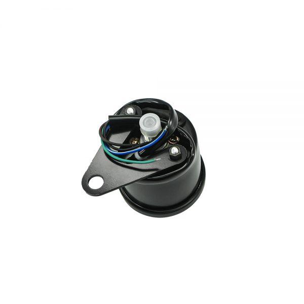 12V Motorcycle Speedometer Retro LCD Odometer Racer Tachometer Indicator Scooter ATV Digital Meter Universal