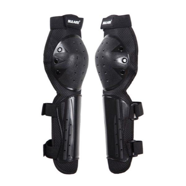 4Pcs Motorcycle Racing Motocross Knee Protective Pad Protector Gear Guards