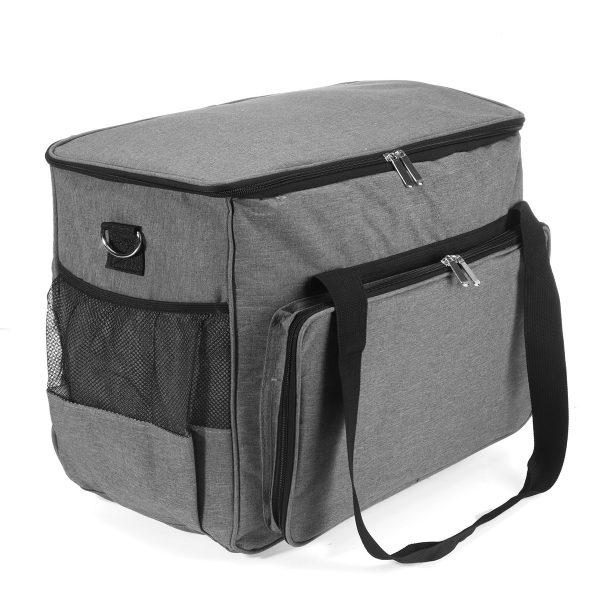Portable Waterproof Sewing Machine Storage Bag Travelling Shoulder Carry Holder