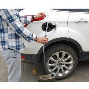 Car Oil Sucker Hand Pinch Pump Suction Pipe Gasoline Pump For Gasoline And Other Types Of Liquid