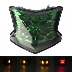 12V Integrated Taillight Motorcycle Rear Brake LED Tail Stop Light Lamp For Kawasaki Ninja 650 Z900 Z650 ABS 2017-2018