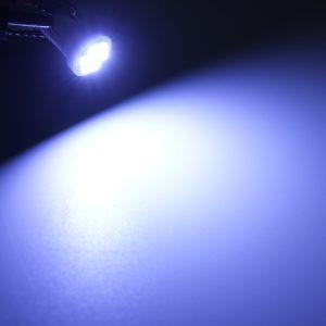 13Pcs T10 SMD LED Car Interior Light Kit Festoon Map Dome Bulb License Plate Lights Xenon White