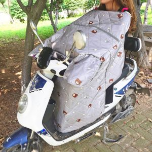 Motorcycle Windproof Anit UV Electric Scooter Windshield Waterproof Scooter Cover