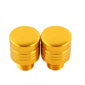8mm/10mm Motorcycle Rearview Mirror Plug Thread Bolts Adapter Screws Cover Motorcycle Universal
