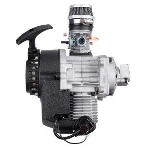 49cc 2 Stroke Engine Motor Carb Air Filter Pocket Carburetor For Mini Dirt Bike ATV Quad Moto