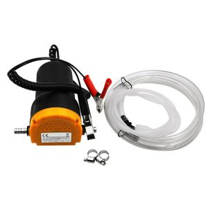 60W 12V Electric Transfer Pump Extractor Oil Fluid Diesel Car Motorbike Kit