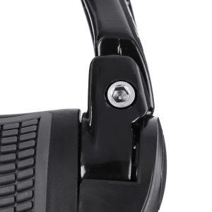 2Pcs Bicycle Handlebar Grips Ergonomic Cycling Lock-On Mountain Bike Accessories