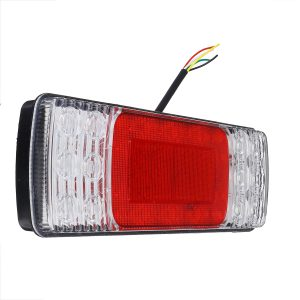 24 +6LED 12-24V Rear Tail Light Stop Brake Light Turn Signal Indicator