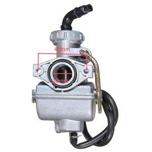 PZ20 PZ16 Carb Carburetor Air Filter For 49cc 70cc 90cc 100cc 110cc 125cc Chinese ATV Dirt Pit Bike Go Kart