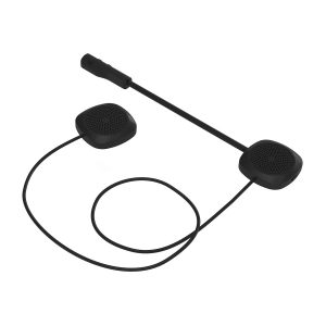 Mh04 Motorcycle Helmet Headset Stereo Waterproof Wireless 5.0 Incoming Calls Automatically Answer