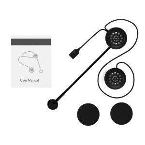 Wireless MH02 Motorcycle Helmet Headset bluetooth4.1 Headphone Earphone for Rider