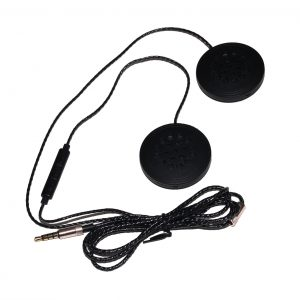 Motorcycle Helmet Headset Headphone Speakers Support Hands-free Calling for Ios Android MP3 computer and 3.5mm Audio equipment