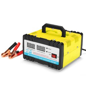 12V 20A 24V 15A Battery Charger Output For Automobiles Car Motorcycle Auto Intelligent Maintenance-free