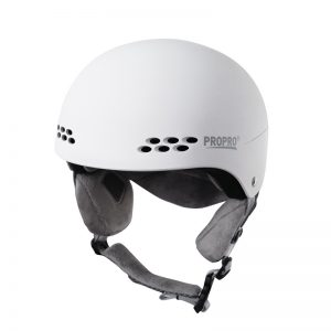 PROPRO Professional Ski Helmet With Switchable Venting Detachable Velvet Lining Certified Safety Lightweight Snowboard Helmet