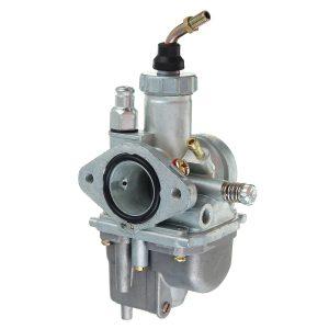 Carburetor & Throttle Cable for Yamaha Moto 4 YFM225 1986-1988