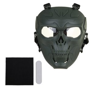 Halloween Prom Mask Paintball Masks Full Face Skull Mask Tactical For Wildfire Actical