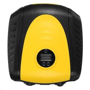 Portable 12V Car Truck Van Digital Tyre Tire Inflator Air Compressor Pump + Light