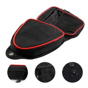 Motorcycle Side Door Storage Bags Knee Pad For Polaris RZR XP 1000 900XC S900 2014-2020