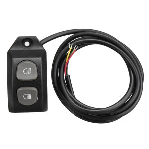 Motorcycle Fog Light Handle Control Switch Relay For BMW R1250GS F850GS F750GS
