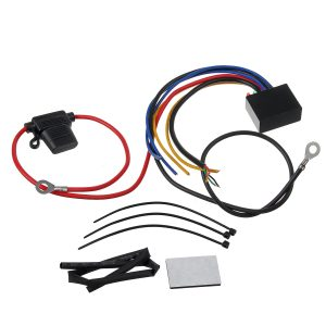 Motorcycle Handle Fog Light Switch Control Headlights Intelligent Relay For BMW R1200GS R1250GS F850GS F750GS ADV LC
