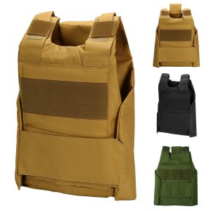 Tactical Vest Outdoor Equipment Army Military Lightweight Combat Play Vest Nylon