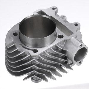GY6 150cc 200cc 61mm Big Bore Cylinder Head Piston Gasket Top End Kit Set