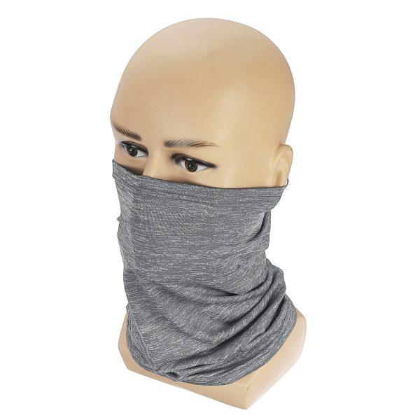Summer Bandana Sun UV Neck Gaiter Tube Face Cover Outdoor Sport Sun Scarf Unisex