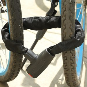 Bicycle Anti-theft Safety Bike Lock Reinforced Alloy Steel Motorcycle Cycling