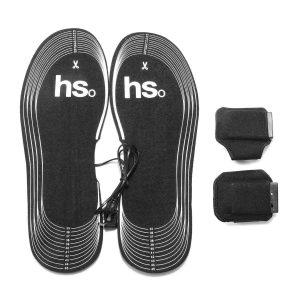 5mm Electric Heated Shoe Insoles Warm Socks Feet Heater Foot Winter Warmer Pads