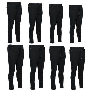 Men Soft Fast Heating Pants USB Electric Heat Elastic Long Trousers Insulated
